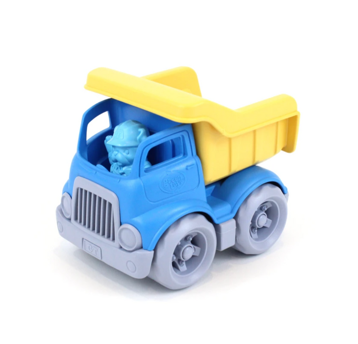 Eco-Friendly Toy Dump Construction Truck