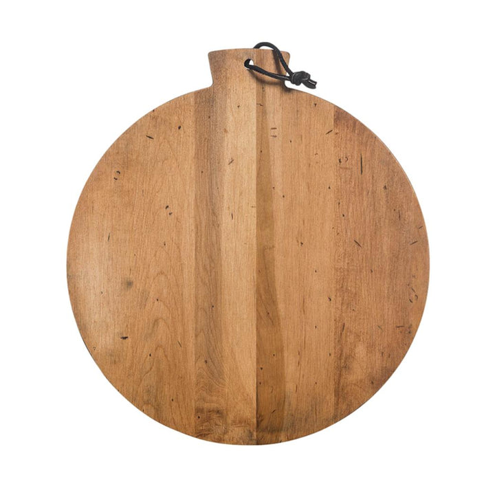 JK Adams Cabot Maple Round Serving Board