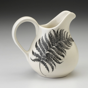 Laura Zindel Wood Fern Creamer