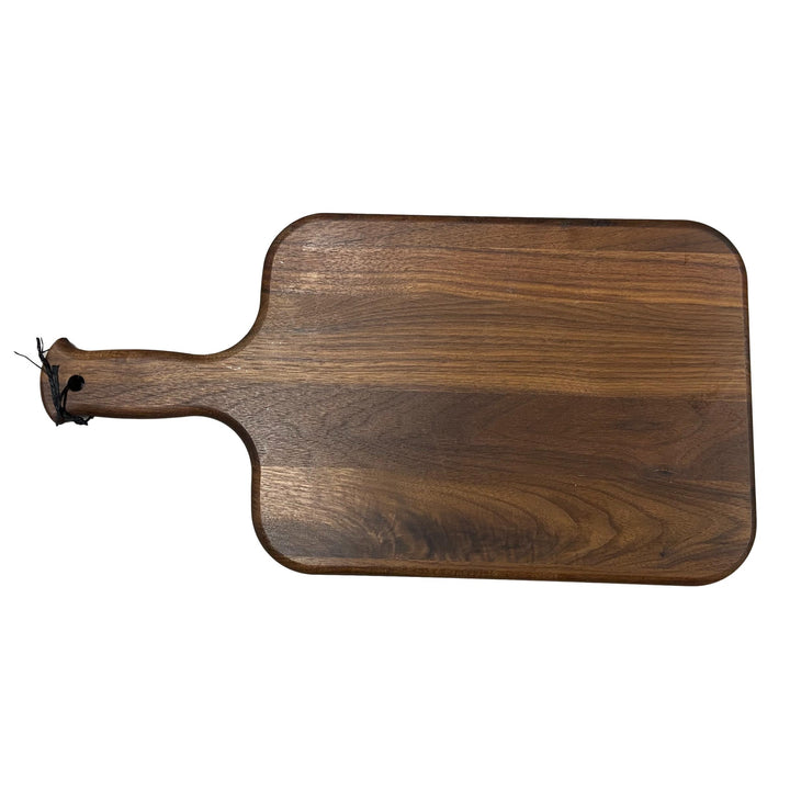JK Adams Walnut Norwich Cheese Board Server