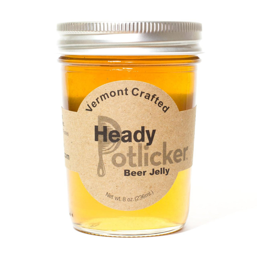 Heady Topper Beer Jelly