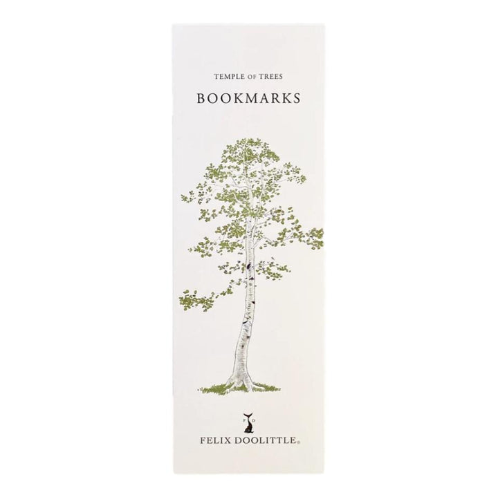 Bookmarks Set - Temple of Trees