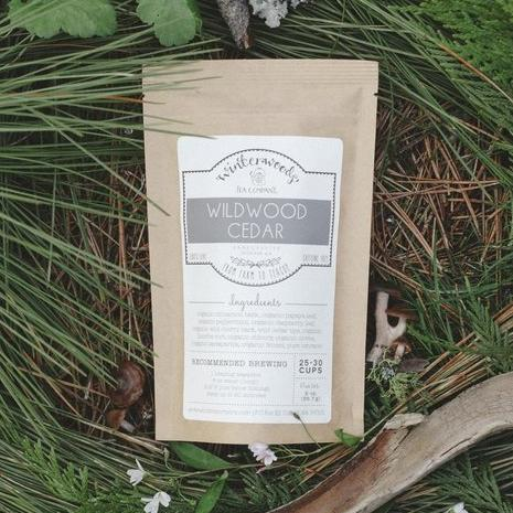 Wildwood Cedar Loose Leaf Tea