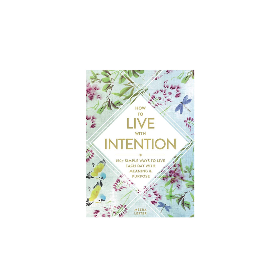How to Live with Intention Book