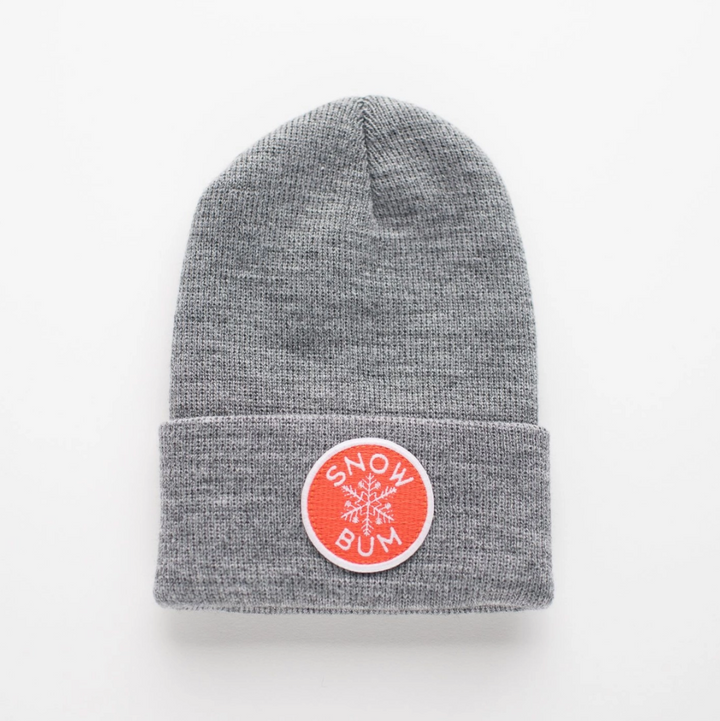 Infant/ Toddler Beanie - Snow Bum