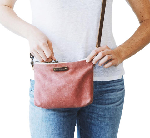 Red House Mini Crossbody Bag