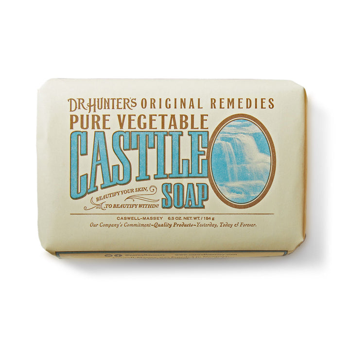 Dr Hunter's Castile Soap Bar