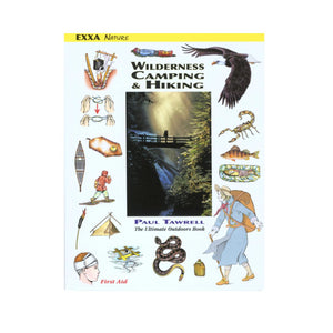 Wilderness Camping and Hiking Book
