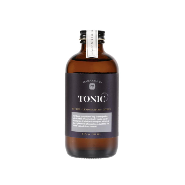 Citrus Tonic Cocktail Syrup - 8oz