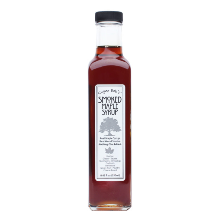 Smoked Vermont Maple Syrup 8.5oz