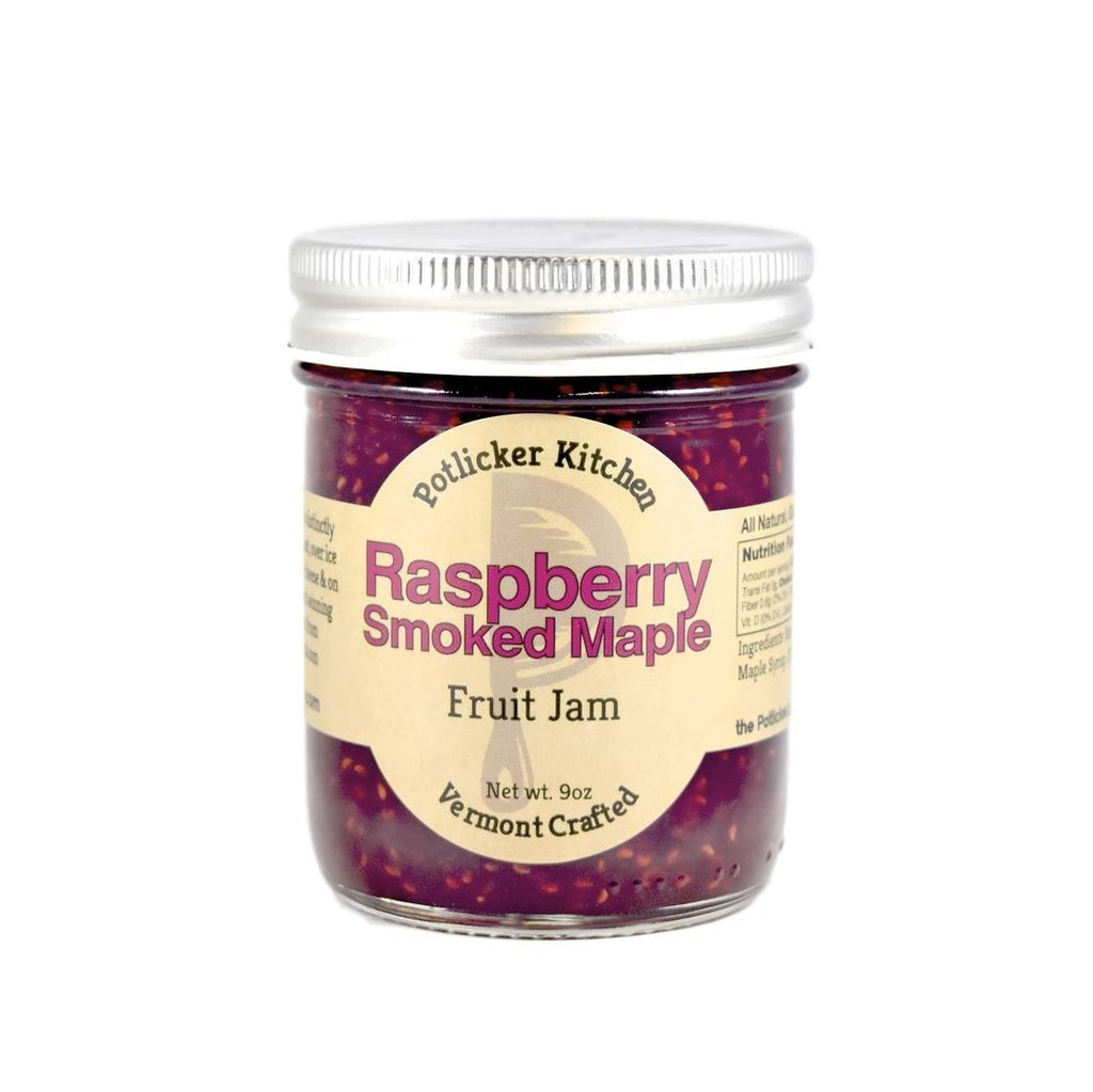 Rasberry Smoked Maple Jam