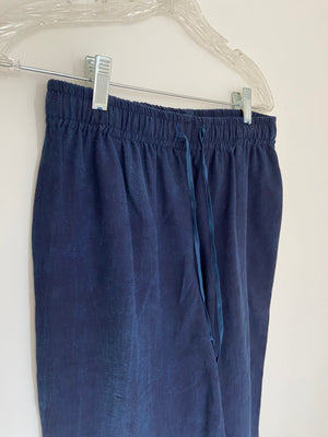 Hand-dyed Indigo Pajama Pant FINAL SALE