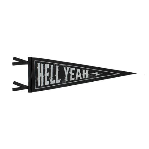Hell Yeah Pennant
