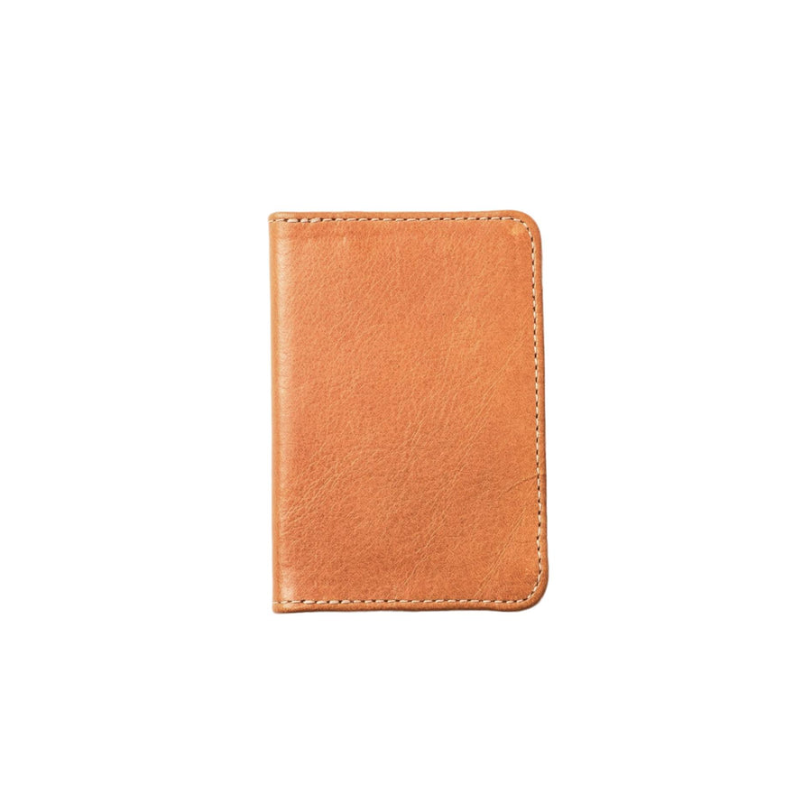 Handcrafted Leather Compact Bifold Wallet