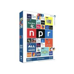 NPR Podcast Puzzle - 1000 Piece