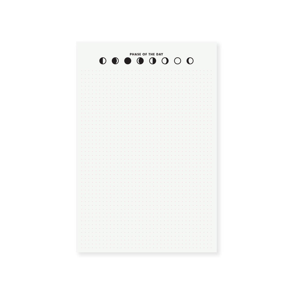 Moonphase Notepad