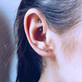 Stippled Ear Pin