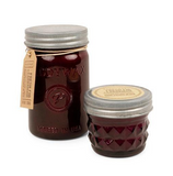 Fresh Fig and Cardamom Relish Jar Candles