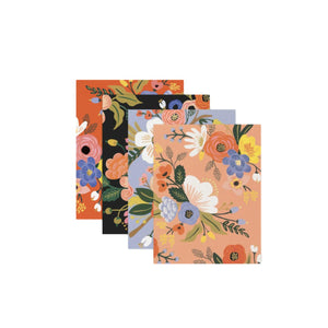 Lively Floral Boxed Set of Cards