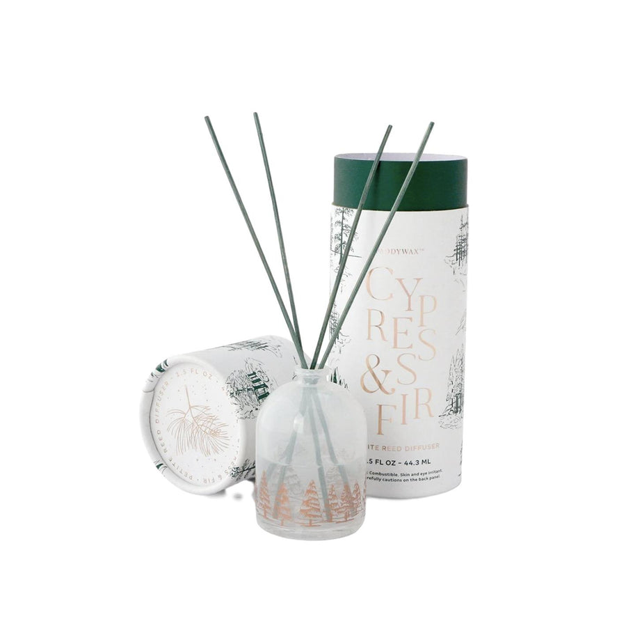 Cypress Fir Holiday Reed Diffuser