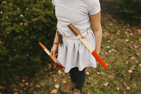 Children's Toy Wooden Sword