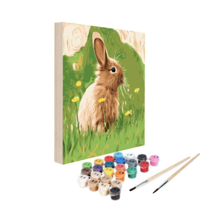Paint By Numbers Kit - Honey Bunny
