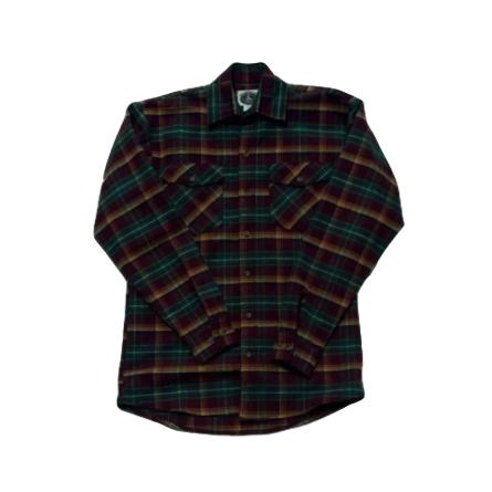 Whiskey River Plaid Men's Flannel Shirt