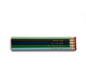 Inspirational Pencil Set