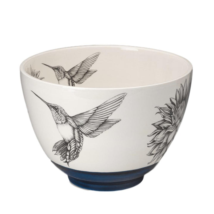 Laura Zindel Large Bowl Hummingbird #4