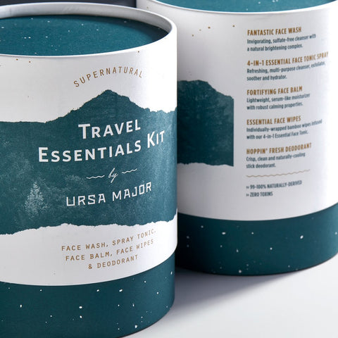 Ursa Major Travel Essentials Holiday Kit