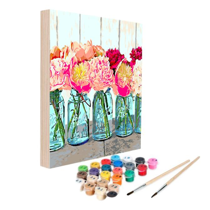 Paint By Numbers Kit - Belle of the Ball