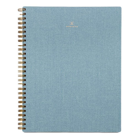 Appointed Notebook - Blank