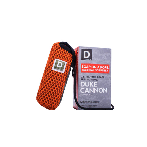 Duke Cannon Tactical Soap-On-A-Rope Pouch