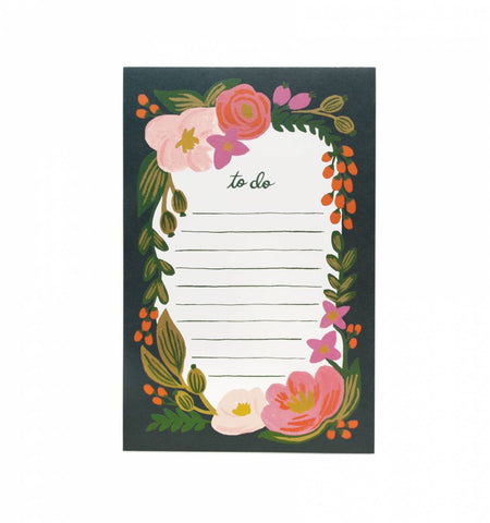 Rifle Paper Rosalie Notepad