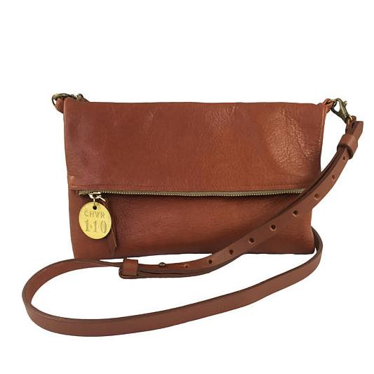 The Betty Leather Crossbody