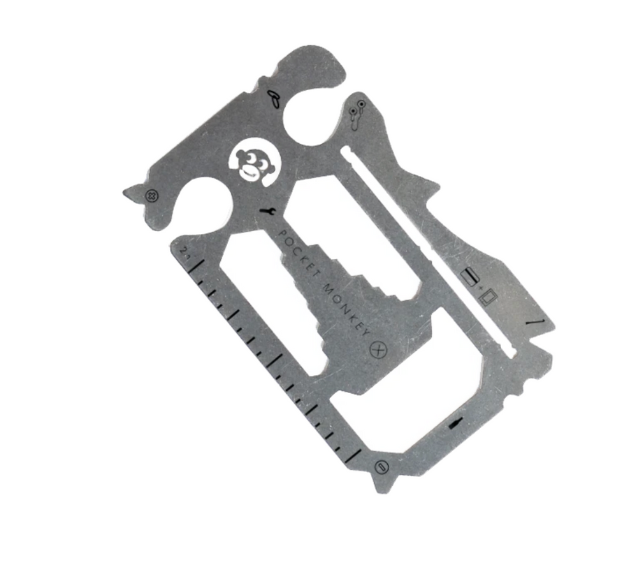 Pocket Monkey Multi-Purpose Tool - X-Steel