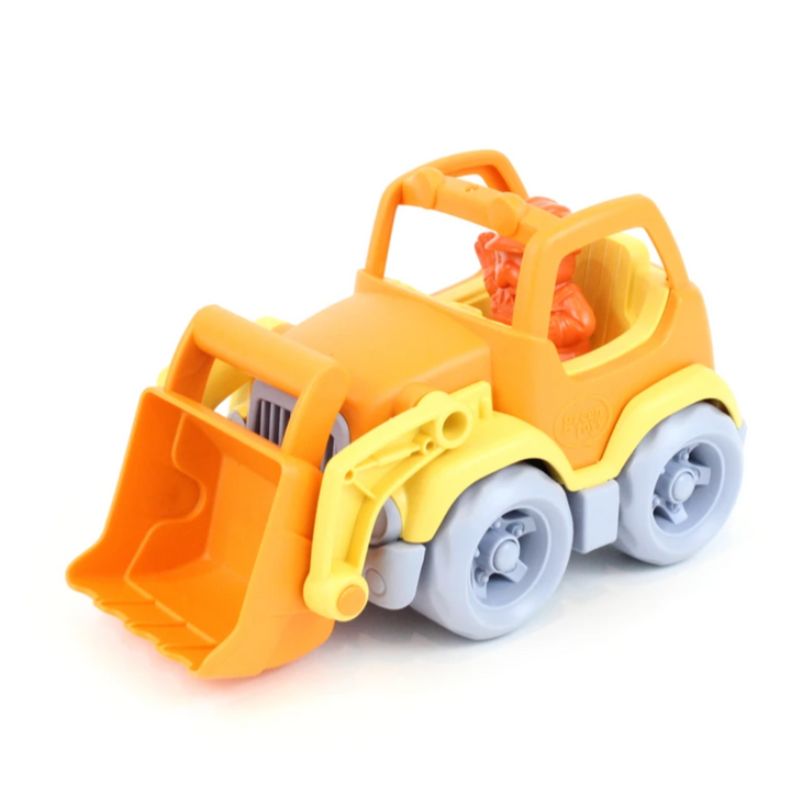 Eco-Friendly Toy Scooper Construction Truck