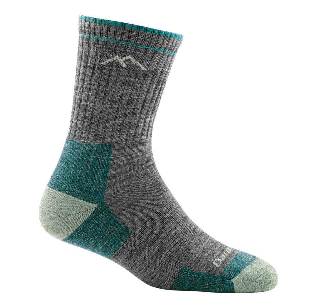 Women's Merino Wool Micro Crew Hiking Sock