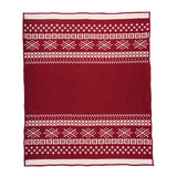 Faribault Northern Fair Isle Twin Blanket