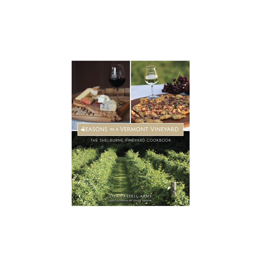 Seasons in a Vermont Vineyard Book