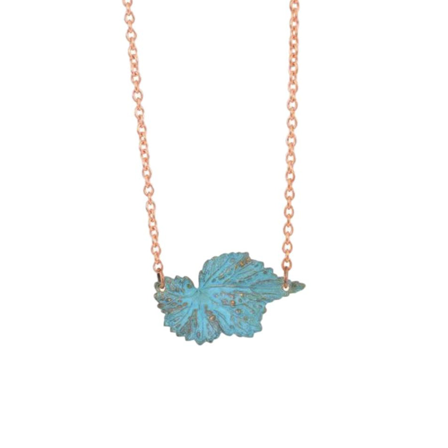 We Dream in Colour Begonia Mini Necklace