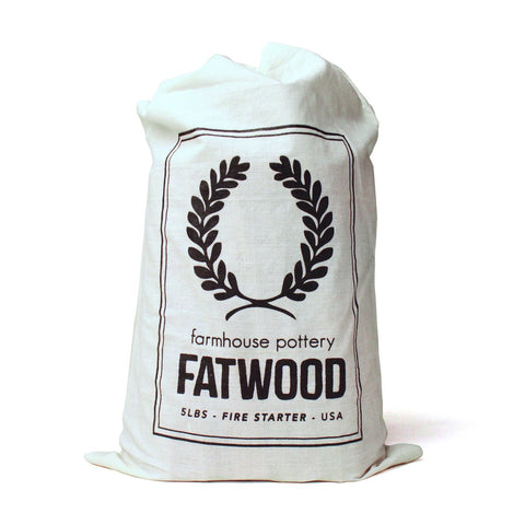 Bag of Fatwood