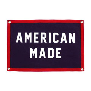 American Made Camp Flag
