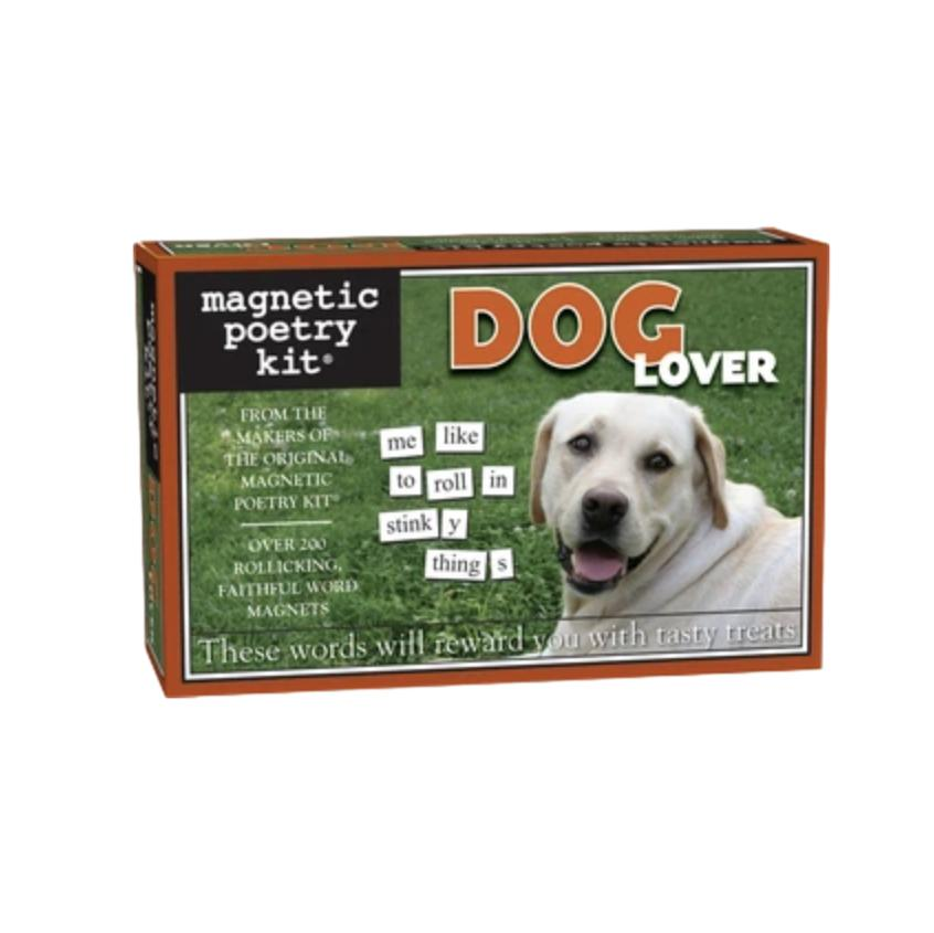 Magnetic Poetry Kit - Dog Lover