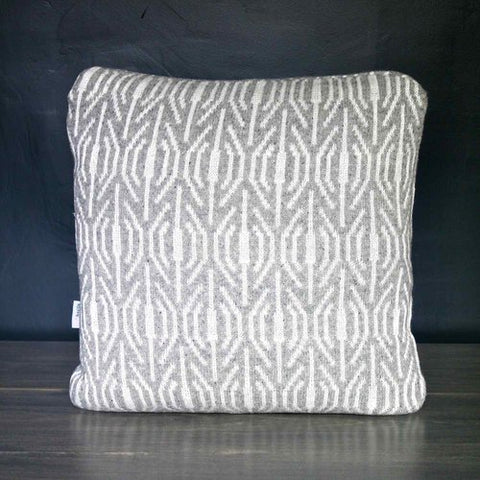 Silvermist Pillow with Down Insert