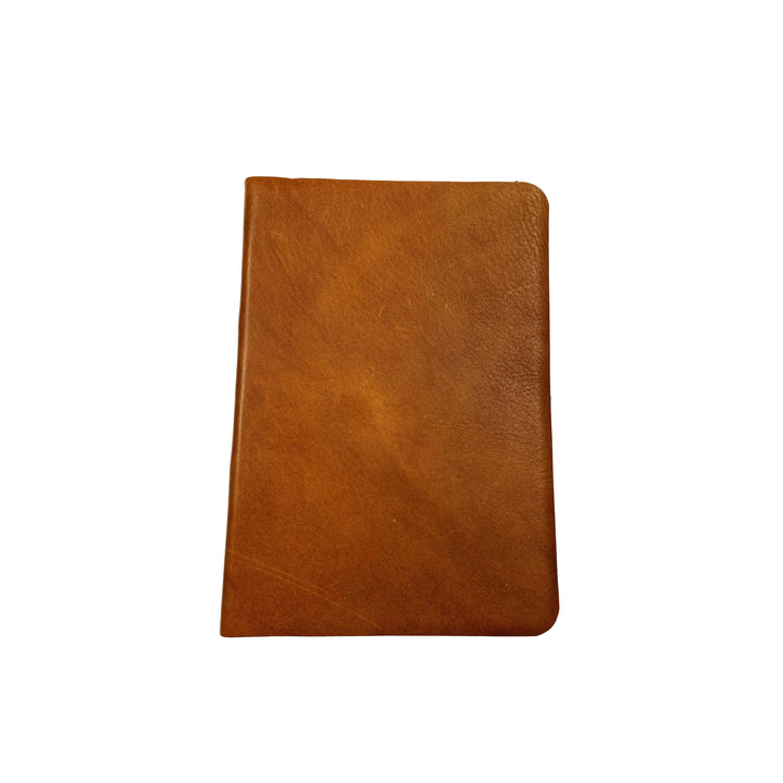 Full Leather Binding Notebook