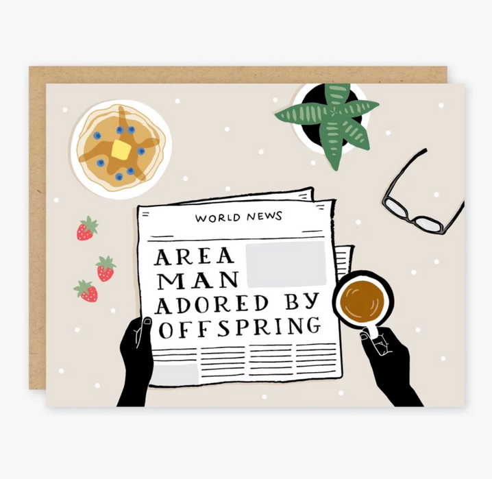 Area Dad Headline Card - PO7