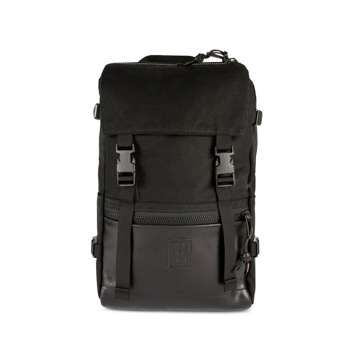 TOPO DesignsRover Pack Heritage Canvas - Black Canvas / Black Leather