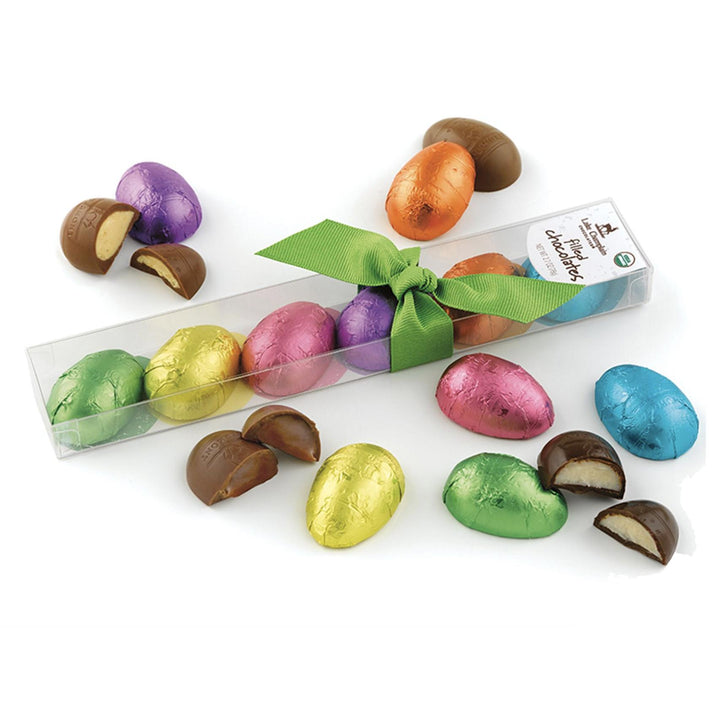 The Good Egg Organic Chocolate Easter Box