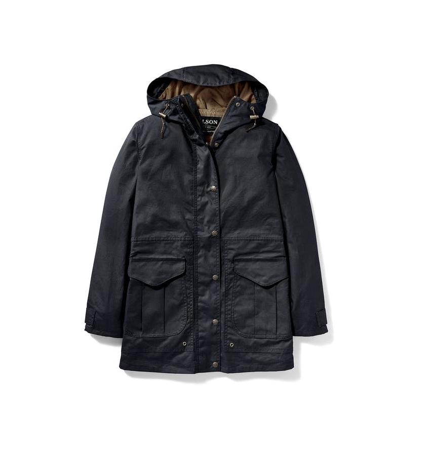 Women's Pinedale All Season Rain Jacket Navy